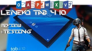 Lenevo tab 4 10 | Best tablet under 15000 in india | best tablet for pubg mobile | [In Hindi] (2019)