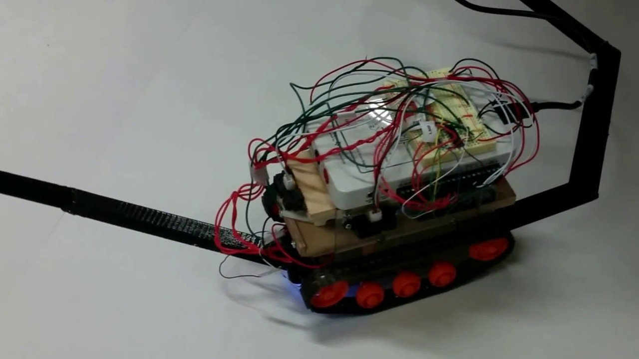 UT Austin - Electrical and Computer Engineering - Robot Car Project ...