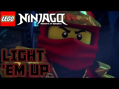 Light Em Up  Ninjago Tribute Fall Out Boy