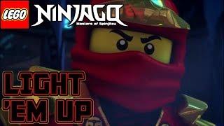 Light Em Up Ninjago Tribute Fall Out Boy