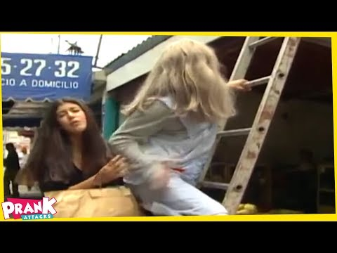 Hot Woman Scare Prank Video 2017 | Funny Prank Video Compilation 2017 Best Pranks