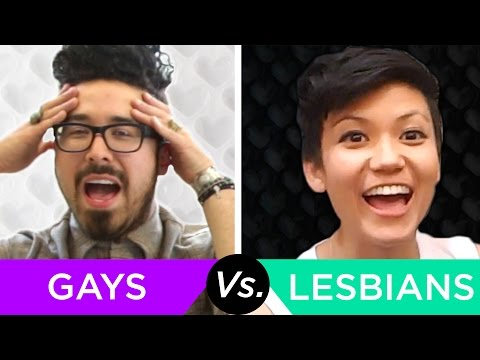 Gays Vs. Lesbians: Friday Night Swap