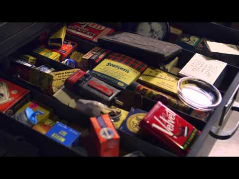 LEGO® Blocumentary -- From Inspiration to Creation: Aaron Draplin