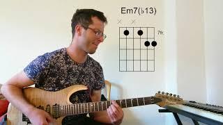 Peg - Steely Dan / CHORDS + PLAYALONG (Rhythm guitar)