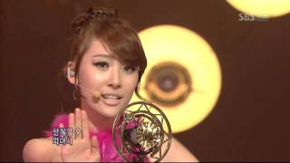 Wonder Girls-Nobody [Live 2008.10.05] [HD]