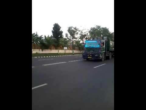 Klakson kapal truk