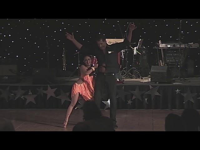 Rick 'Rumba Man' Titan—Calgary STARS Gala 2014