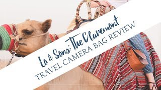 Into the Desert: Lo & Sons Claremont Travel Camera Bag Review