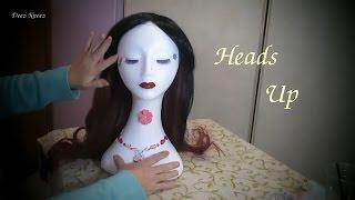 Mannequin Makeover ASMR thumbnail