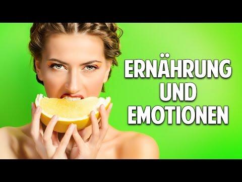 Angst, Wut & Freude - Wie Ernährung unsere Gefühle beeinflusst