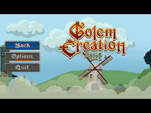 Golem Creation Kit - Let's Have a Look