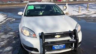 Chevrolet Impala PPV -2014 Videos