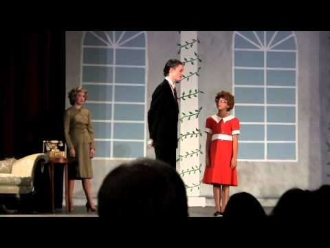 Excerpt from Madison Junior School Production of Annie