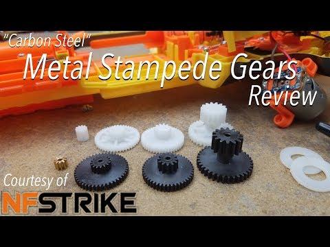 Stampede Metal Gear Kit - Review - NFStrike