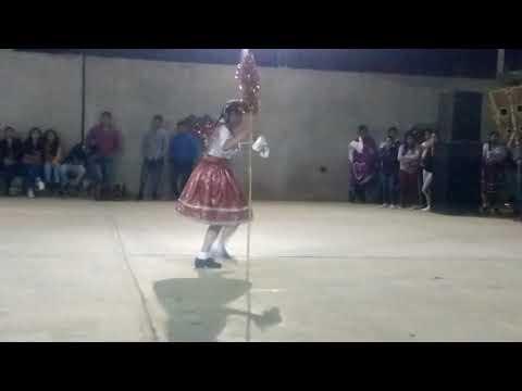 Comparsa navideña  2018  al estilo palco - ocaña lucanas Ayacucho