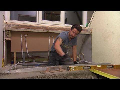 Start Nieuwe Badkamer Ons Eigen Huis Eigen Huis Tuin Youtube