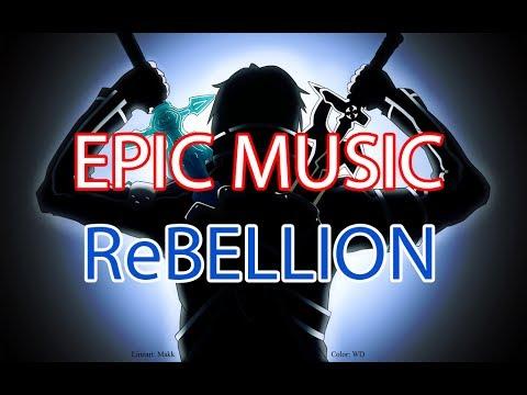Hiroyuki Sawano epic music - ReBELLION