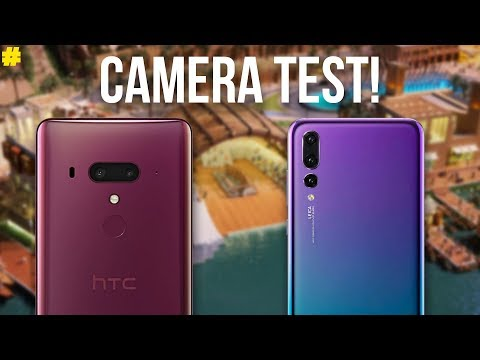 HTC U12+ vs Huawei P20 Pro: Camera Comparison!