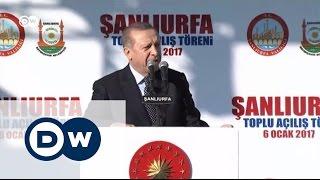 Конституционная реформа в Турции  как Эрдоган укрепляет вертикаль власти