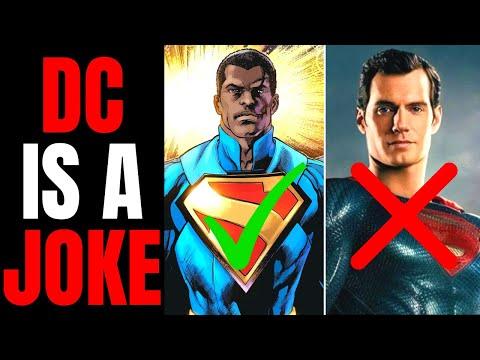 DC Announces Black Superman On Henry Cavill's Birthday | JJ Abrams, Warner Bros Hate The Fans