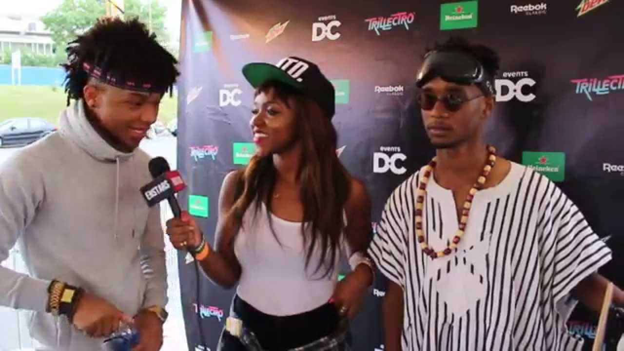 Rae Sremmurd Interview & Performance Live from Trillectro ...