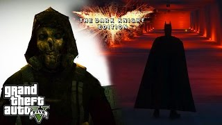 GTA 5: The Dark Knight Edition Part 5 (GTA V Machinima)