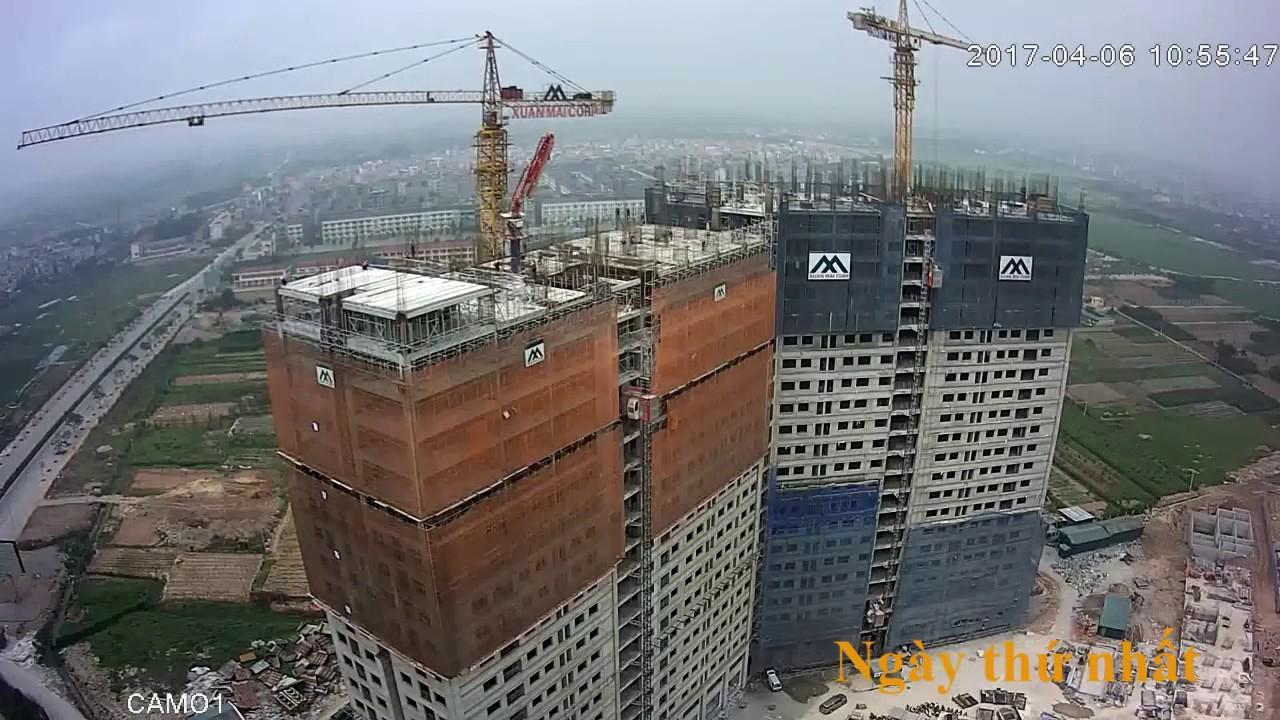 Xuân Mai Corp  – Công nghệ thi công 3 ngày/1 tầng