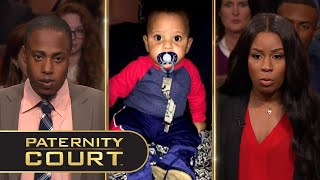 Man With No Money Says Ex-Girlfriend Is A Gold-Digger (Full Episode)   Paternity Court