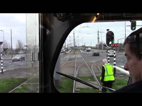 Snert Tram Tour Rotterdam Düwag Dubbelgelede 1628