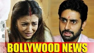 Abhishek bachchan gets irritated by aishwarya rai | shocking revelation | bollywood news 21th june