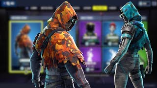 New Fortnite Item Shop NEW LONGSHOT AND INSIGHT SKINS! Fortnite Battle Royale