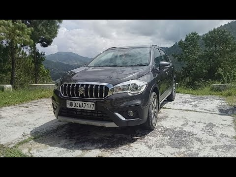 S-cross 2018 Zeta detail review features + performance + prices + mileage