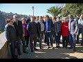 VÍDEO/Reforma de las plazas Cruz Verde y Andaque