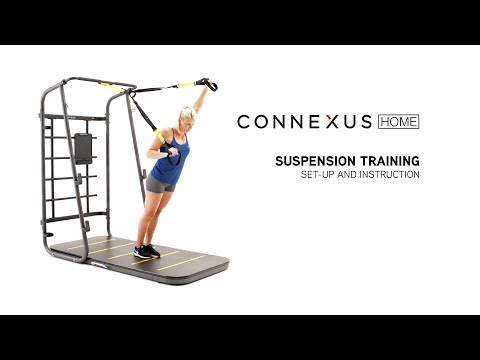 Suspension Training Set-up and Instruction