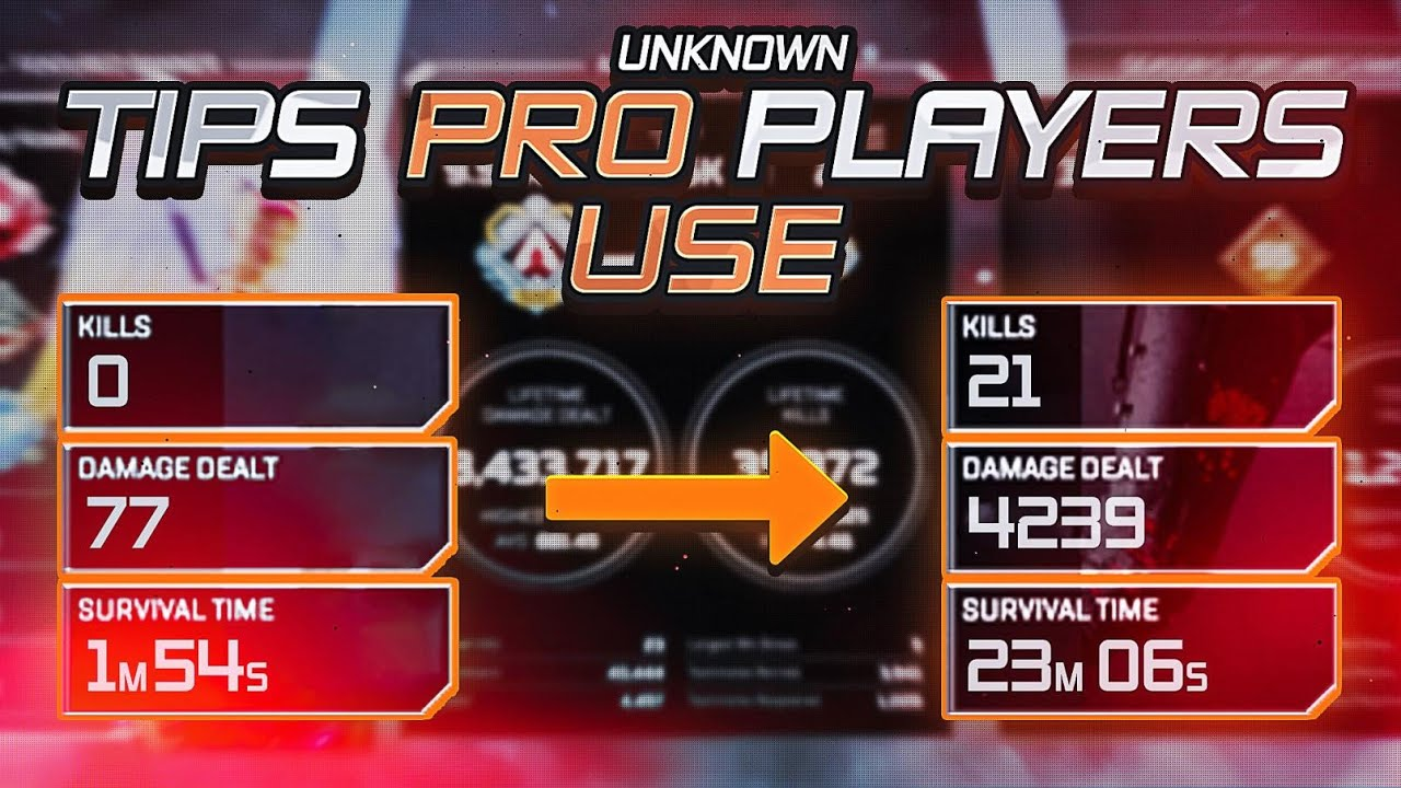 Apex Legends TIPS PRO PLAYERS USE (GIVEAWAY)