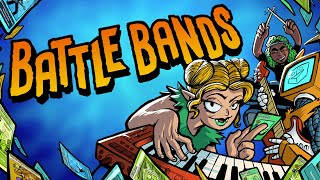 Battle Bands - Exclusive Announcement Trailer [Play For All 2021]
