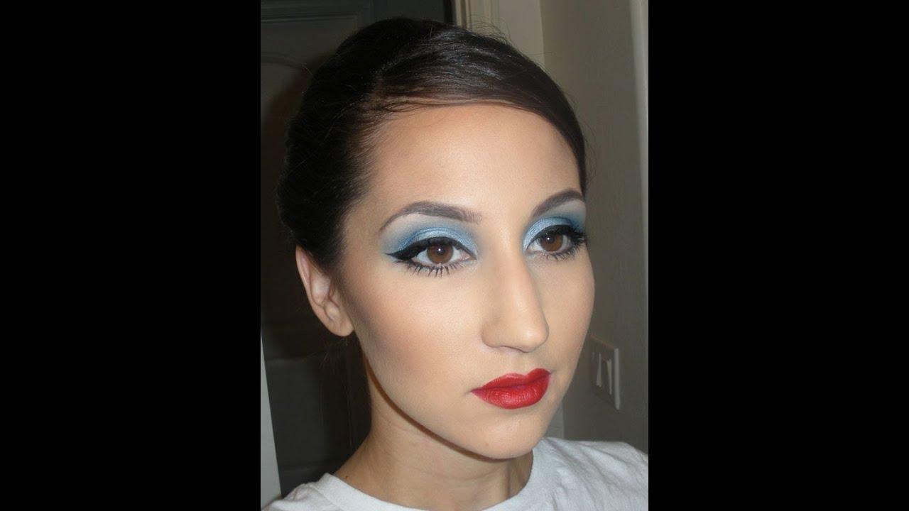 Youtube Makeup Tutorials Popular: Early 1960's Makeup
