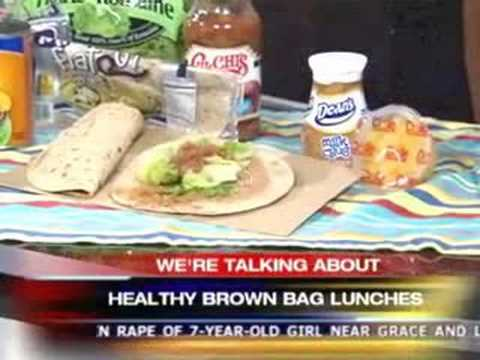 Healthy Brown Bag Lunches