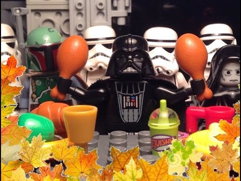 A Lego STAR WARS Thanksgiving