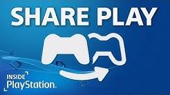 So funktioniert Share Play - PS4 Tutorial deutsch