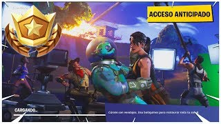 "NEW SECRET CHALLENGE!! HIDDEN CHALLENGES In Fortnite WEEK 1 ""Battle Pass 4"""