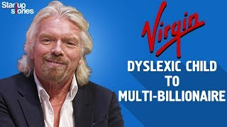 Richard Branson Success Story | Virgin Group Founder Biography | Virgin Records | Startup Stories