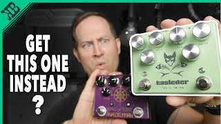 Don't Want to Wait Years For A King of Tone? Well... | Kasleder FX Toxic Twins | Gear Corner
