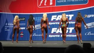 Bikini Finals @Nordic Pro 2015