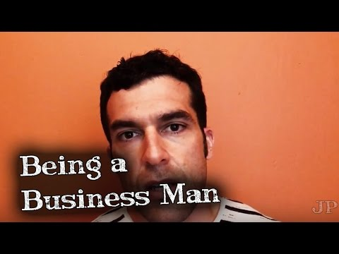 Being a Business Man - Alpha Omega Male 4/4