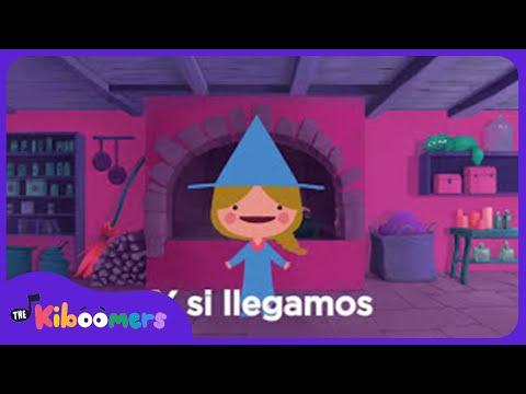 Susanita Tiene un Raton  Canciones Infantiles  Canciones de la Granja  The Kiboomers
