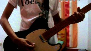 Holdap - Giniling Festival Guitar Cover