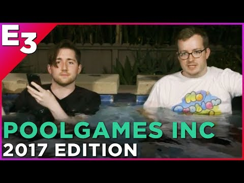 Griffin and Nick Present: PoolGames Inc 2.0 (with Justin, Ta