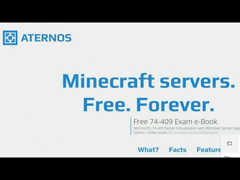 what is aternos