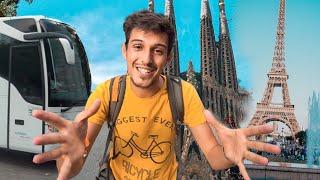 18 ÜLKE TEK VİDEO! - Büyük Avrupa Turu Maceram